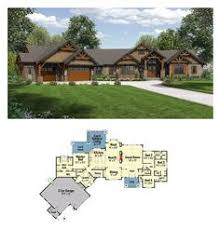one story house blueprints plan 23609jd one story mountain ranch home with options square