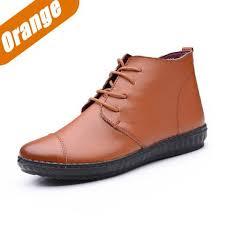 womens boots deals deals oxford flats ankle s shoes leather boots black