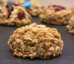 2 ingredient oatmeal cookies gluten free sugar free vegan