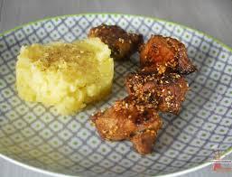 cuisiner le sauté de porc sauté de porc marinade dukkah recette à la plancha