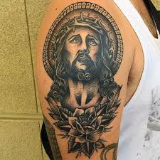 30 spiritual jesus christ tattoo designs and meaning find your way