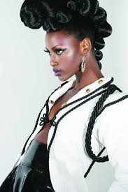 loc hairstyles with shunt 41 best avant garde styles images on pinterest fashion