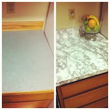 Cheap Used Kitchen Cabinets by How To Cover Old Ugly Counters For Cheap Youtube