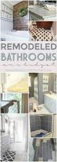 remodeled bathrooms ideas remodeled bathroom ideas inspiring makeovers on a budget