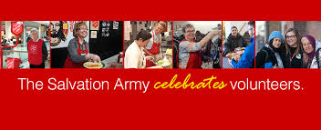 volunteer the salvation army in canada