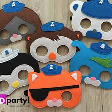 octonauts party supplies octonauts favors etsy