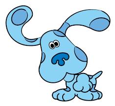 draw blue blue u0027s clues blues clues