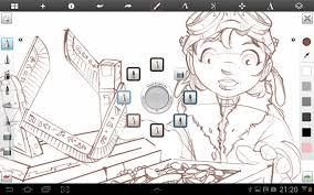 galaxy note 10 1 u0026 sketchbook pro 1 u2022 ninja beaver design