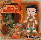 happy thanksgiving from mizz boop picture 102364792 blingee