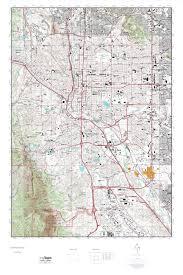 Maps Of Colorado by Colorado Springs Map Arizona Map