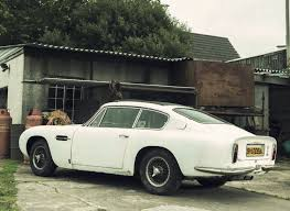 aston martin back 1967 aston martin db6 barn find