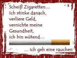 anti raucher spr che rauchen lustich de