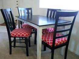 dining room awesome dining room chair cushions replacement dining