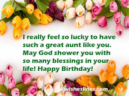 happy birthday wishes for aunt greetings and messages wishes lines