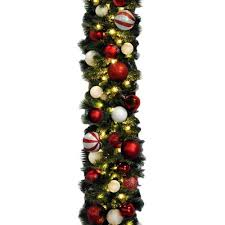 the aisle sequoia decorated garland reviews wayfair