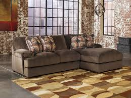 most comfortable sofas 2016 brown velvet padded comfortable l shaped sectional sofa placed on