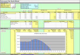 Budget Calculator Excel Spreadsheet Free Retirement Calculator Excel Spreadsheet Spreadsheets