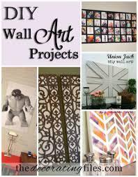DIY Wall Art Thrifty Thursday - Thrifty home decor