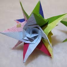origami ornaments embroidery u0026 origami