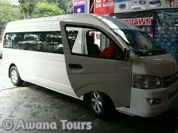 nissan urvan 15 seater van rental in penang u2013 awana tours u0026 travels sdn bhd