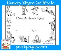 number names worksheets english rhymes for kg students free