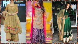 latest stylish party wear dresses designs for girls 2017 18 youtube