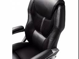 Executive Brown Leather Office Chairs Office Chair Be Wonderful Serta Office Chairs Amazon Com Belleze