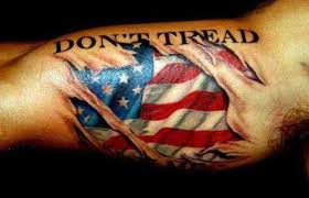 badass patriotic tattoos