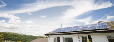 house with solar solar panels clean sustainable electricity wwf