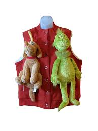 grinch christmas sweater the grinch and max sweater vest christmas sweaters for sale