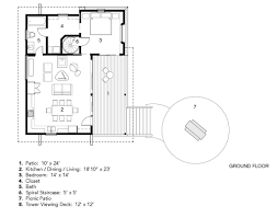 Houseplans Com by Cabin Style House Plan 1 Beds 1 00 Baths 785 Sq Ft Plan 931 1