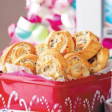 crab u0027n u0027 cheese spirals recipe taste of home