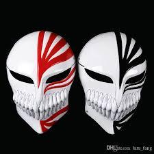 masquerade masks wholesale 2017 new pvc kurosaki ichigo props anime