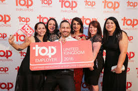 bureau veritas hr bureau veritas uk certified as one of the top employers united