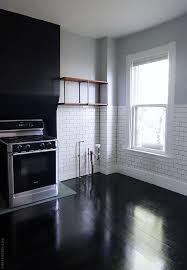 painted kitchen floor ideas installing a plywood plank kitchen floor part two kitchen floors