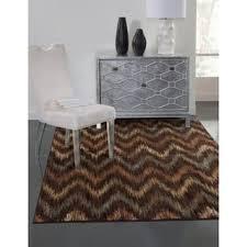 carrington tan rust sage blue area rug by greyson living 7 u00279