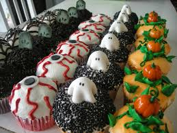 Scary Halloween Cake Recipes by Best 25 Halloween Cupcakes Decoration Ideas On Pinterest Free
