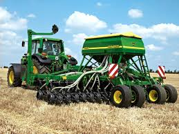 new from john deere at cereals 2017