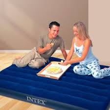 air mattress full size blow up bed inflatable seat cushion camping