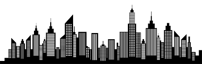 los angeles skyline silhouette png los angeles skyline silhouette