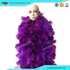 turkey feather boa fk feather 200gram fluffy turkey ruff feather boas buy ruff