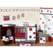 Ladybug Crib Bedding Set Sweet Jojo Designs Ladybug 11 Crib Bedding Set Buybuy Baby