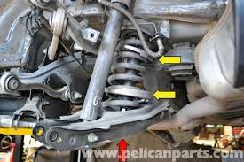 car suspension mercedes benz w204 rear multi link suspension replacement 2008