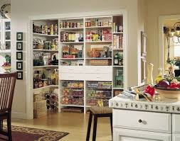 Kitchen Pantry Storage Ideas Design Ideas Kitchen Pantry With Shelves And Drawers Country