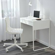 Corner Ikea Desk Hideaway Computer Desk Ikea Bedroom Narrow Micke White For Small