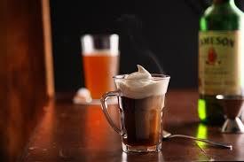 irish coffee cocktail recipe chowhound
