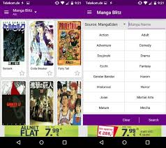 downloader for android blitz is a powerful reader and downloader for android