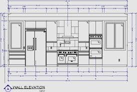 lofty ideas kitchen elevation charming jpeg uotsh cad dwg