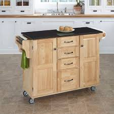 kitchen island with stainless steel top kitchen carts carts islands utility tables the home depot