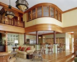 wooden interior design different colors and décor but nice set up for upstairs lounge